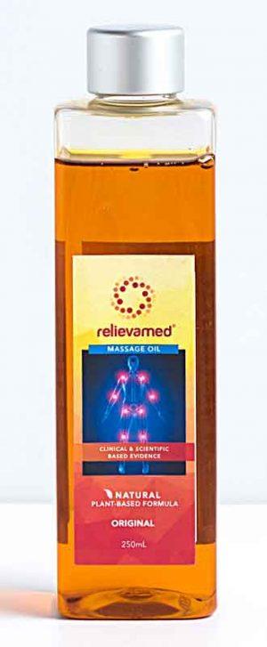 Relievamed original massage oil Rice Bran